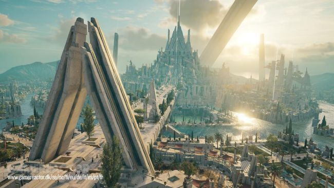 Ny trailer för Assassin's Creed Odyssey: Judgment of Atlantis