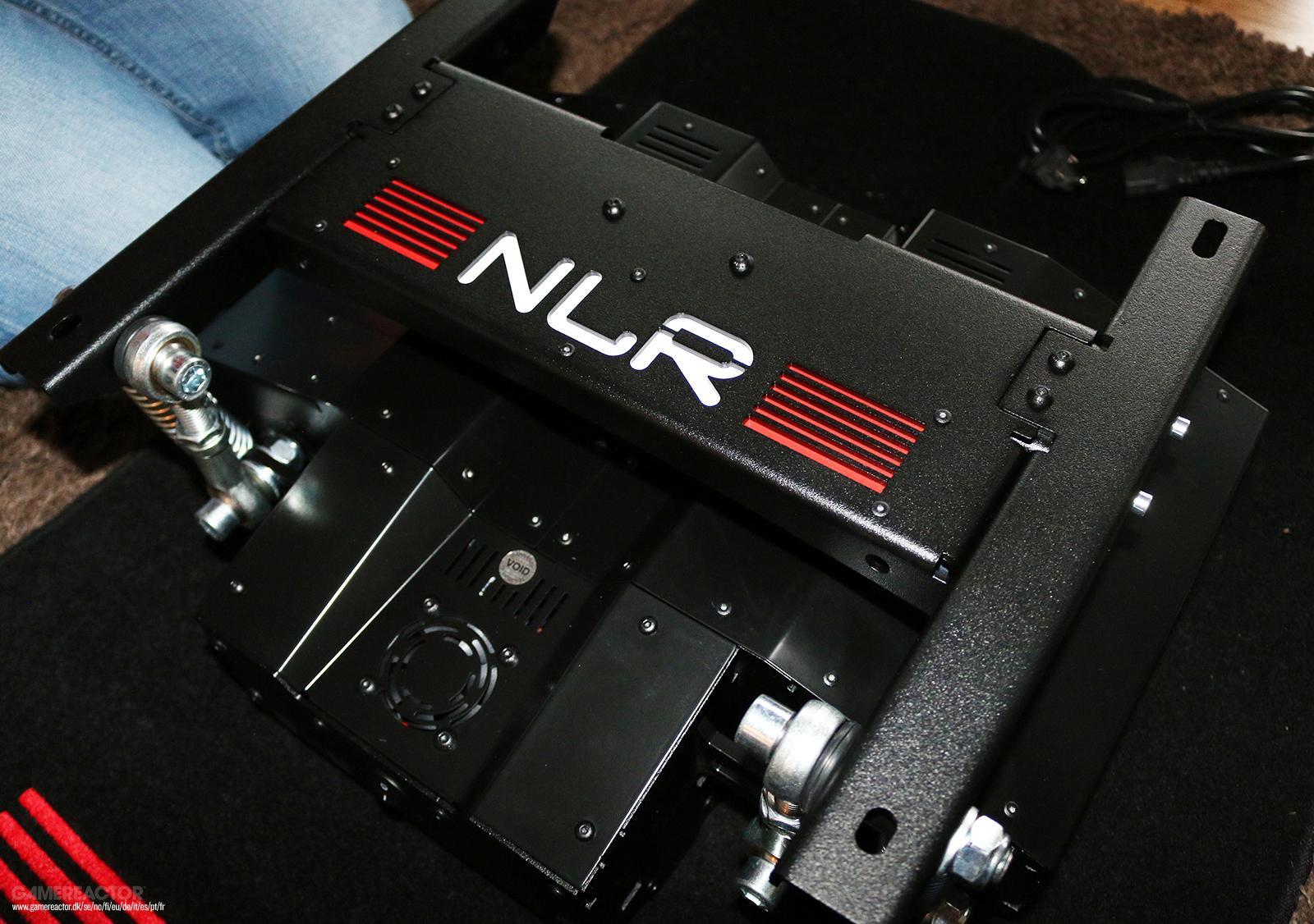 Bilder på Next Level Racing Motion Platform V3 2/7