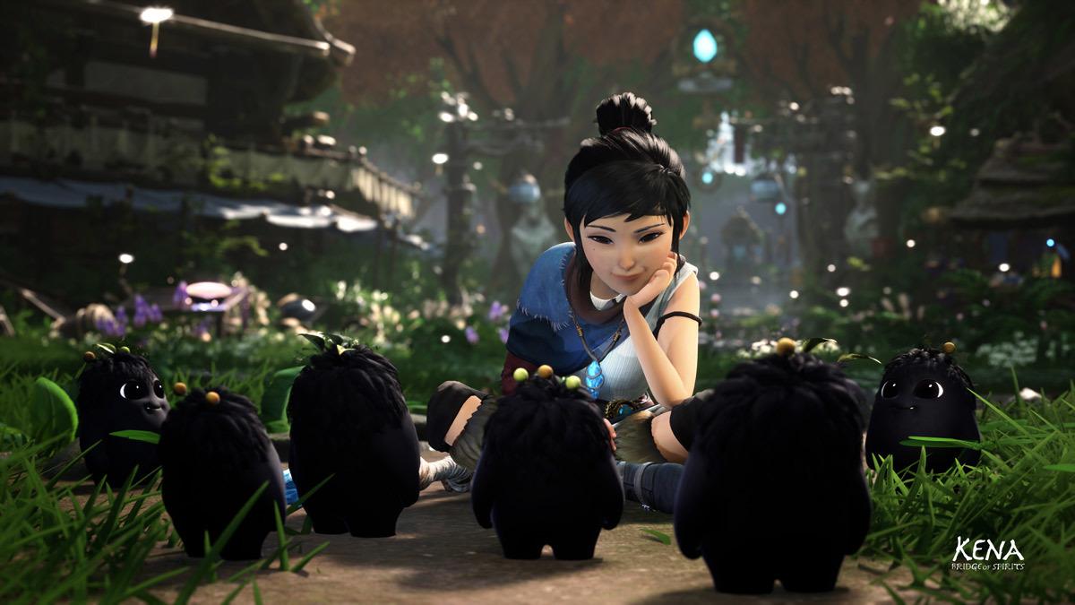 Ny Kena: Bridge of Spirits-trailer visar vackra omgivningar och strider