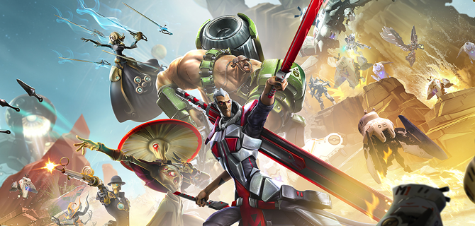 Battleborn - Intervju med Chris Thomas