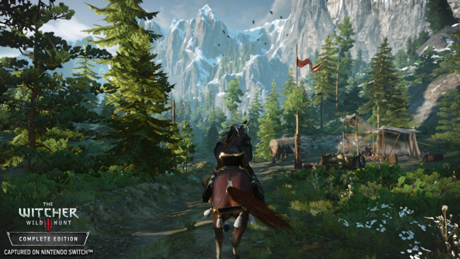 The Witcher 3: Wild Hunt - Switch