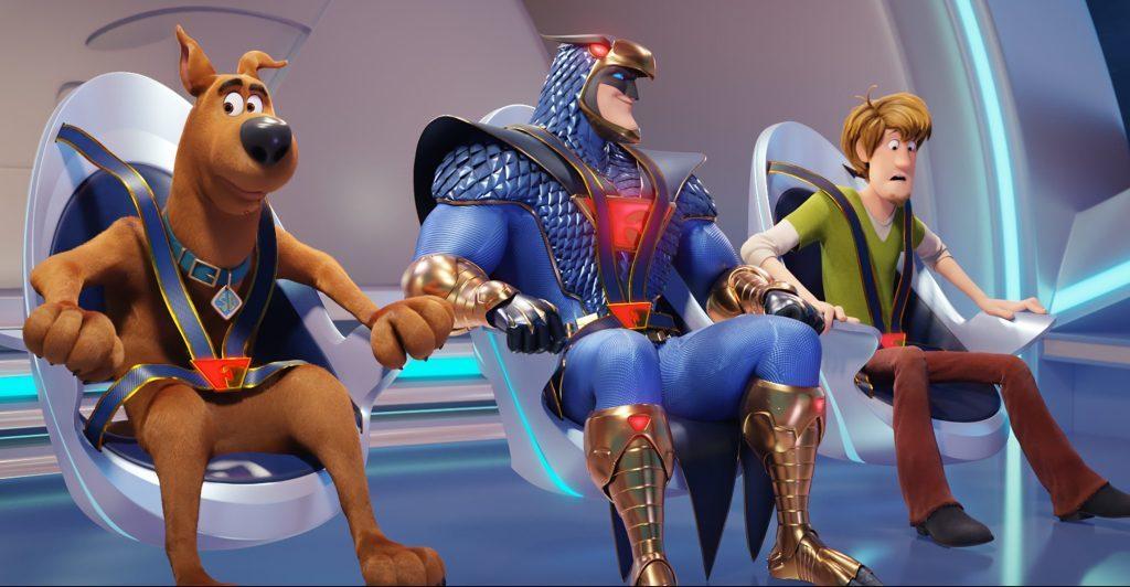 Se de första fem minuterna från nya Scooby Doo-filmen
