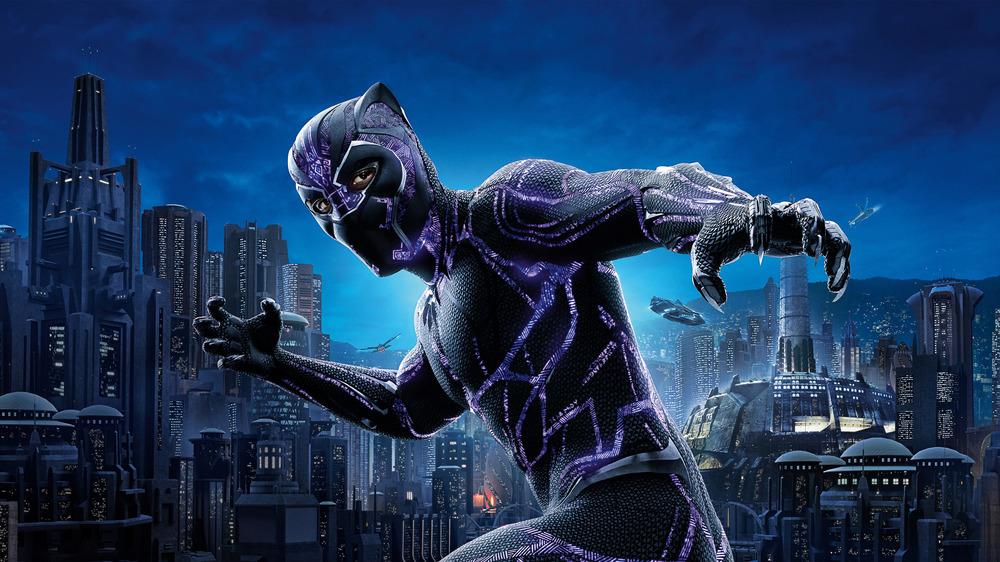 Black Panther 2 spelas in nästa sommar