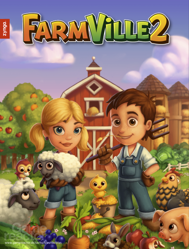 Farmville läggs ner i december