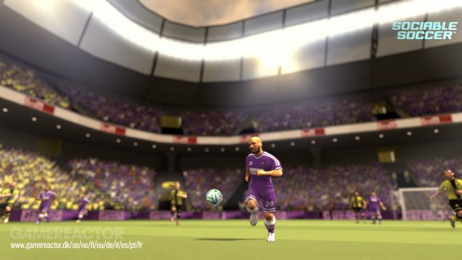 Nu finns Sociable Soccer till Early Access