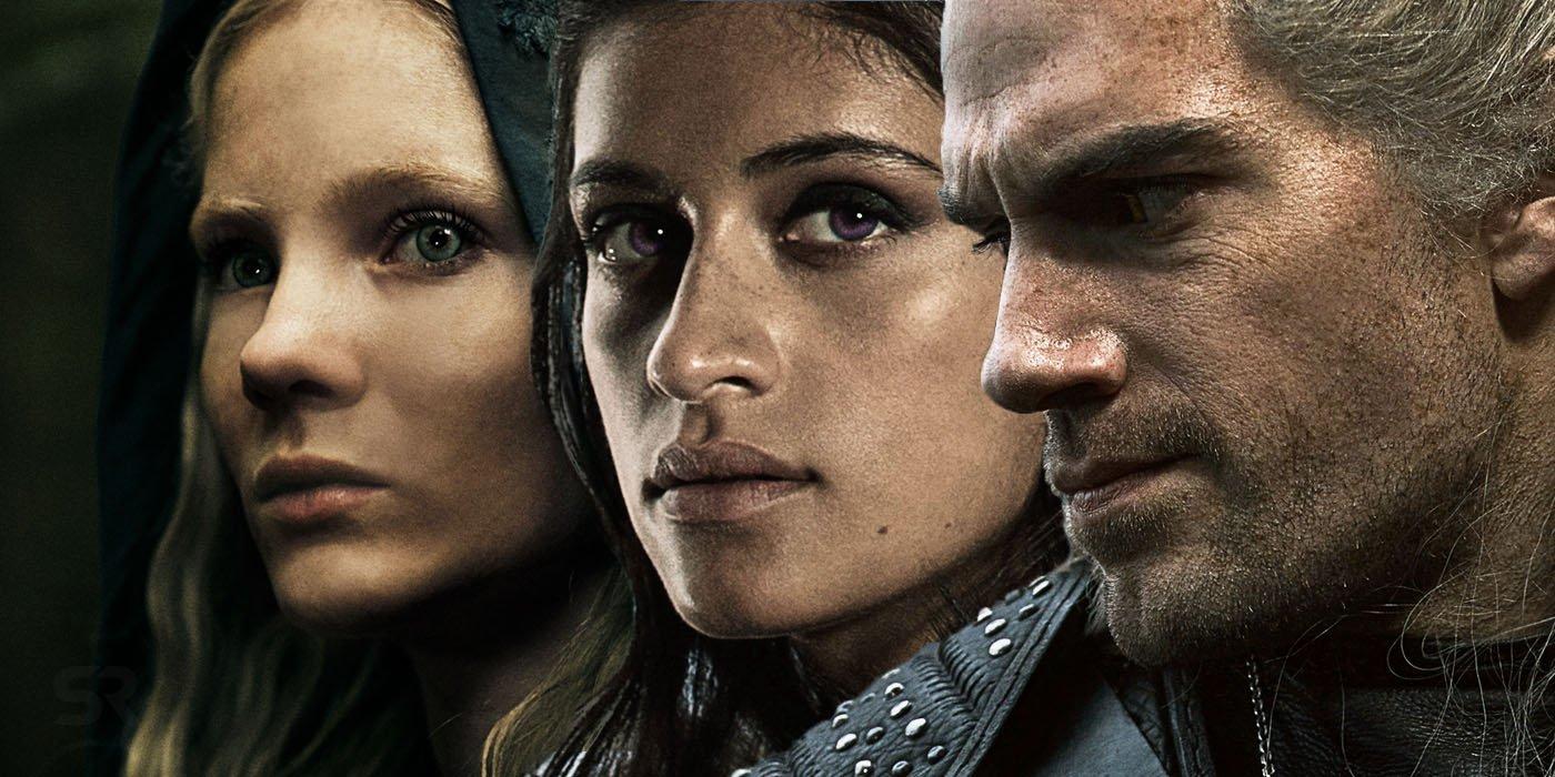 Dessa skådespelare hoppar på nya Witcher-säsongen