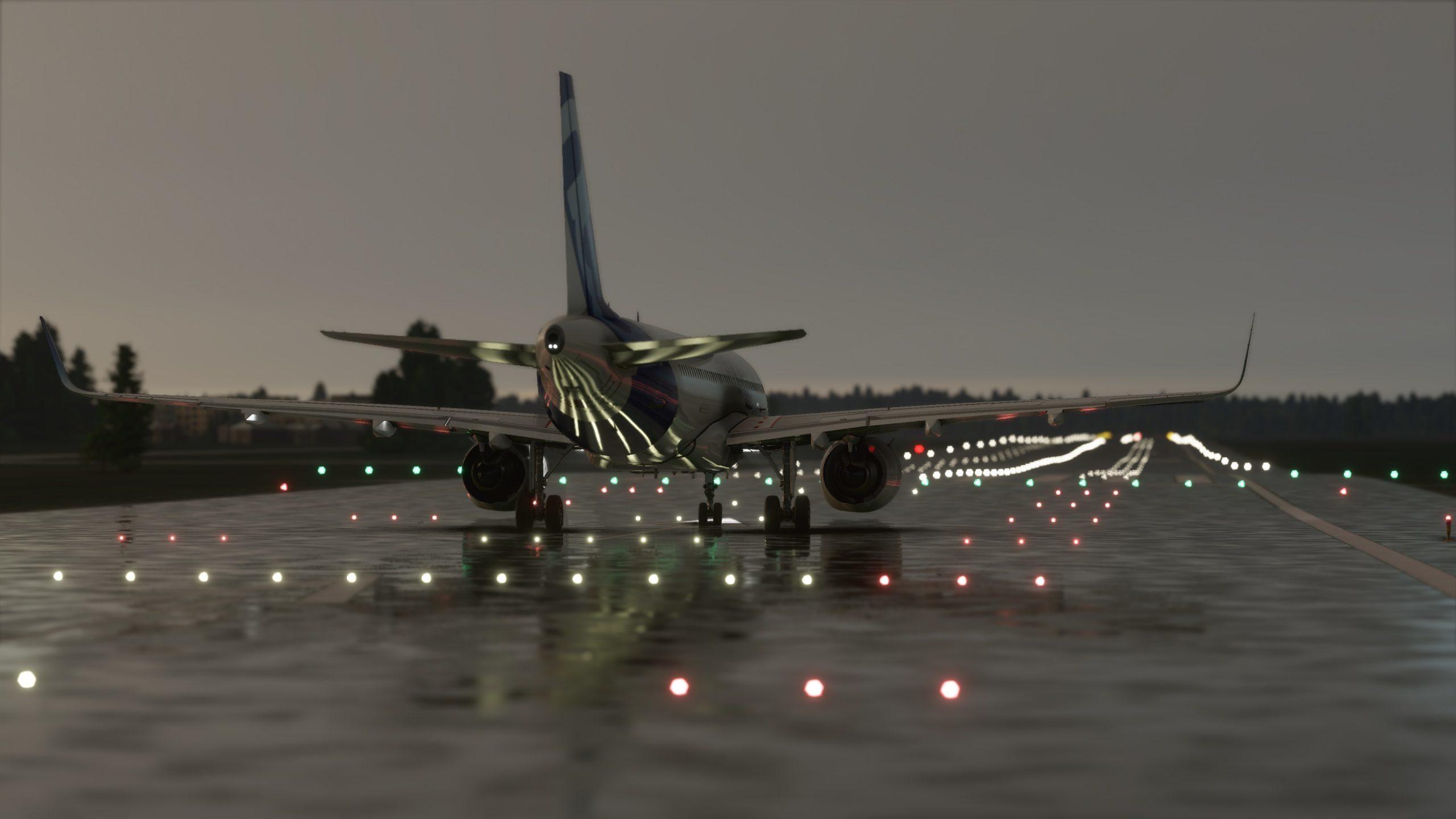 Nya läckra Microsoft Flight Simulator-bilder