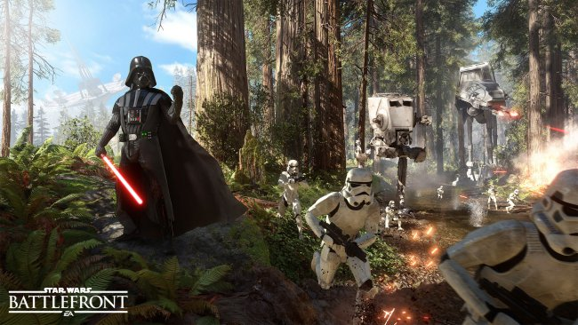 (Vs) Star Wars Battlefront vs Star Wars Battlefront II