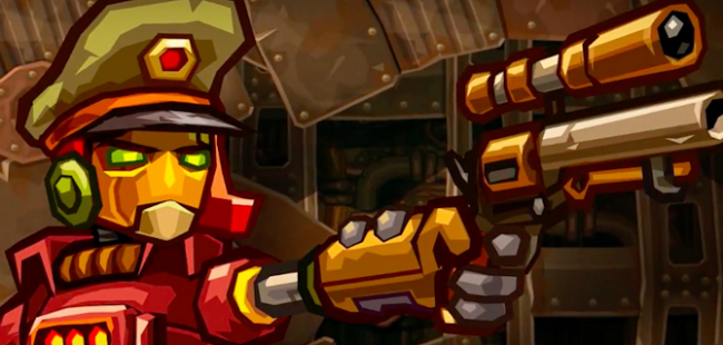 Ny ultimat utgåva av SteamWorld Heist till Switch