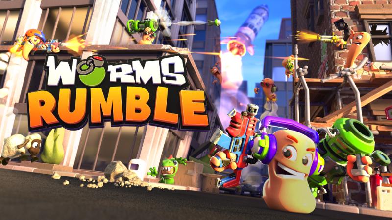 Gamereactor Live: Vi firar Worms Rumble-lanseringen till Switch och Xbox