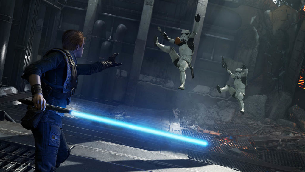 Rykte: Star Wars Jedi: Fallen Order släpps till PS5 imorgon