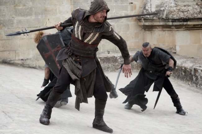 Nya bilder från filmen Assassin's Creed