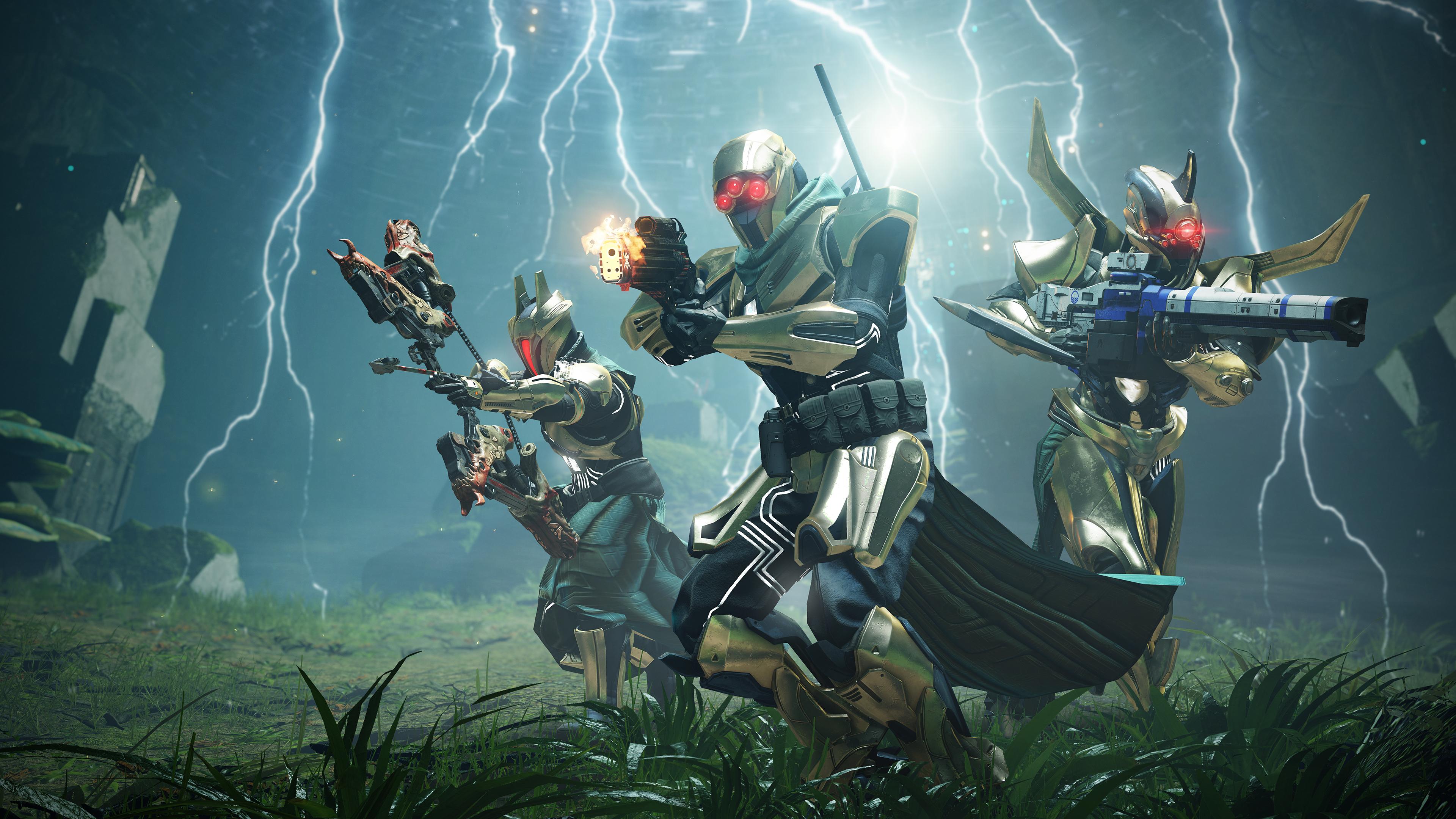 Destiny 2 uppdateras grafiskt till Xbox Series X
