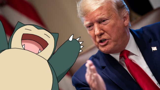 Spelare ber Donald Trump att stoppa Pokémon Sword/Shield