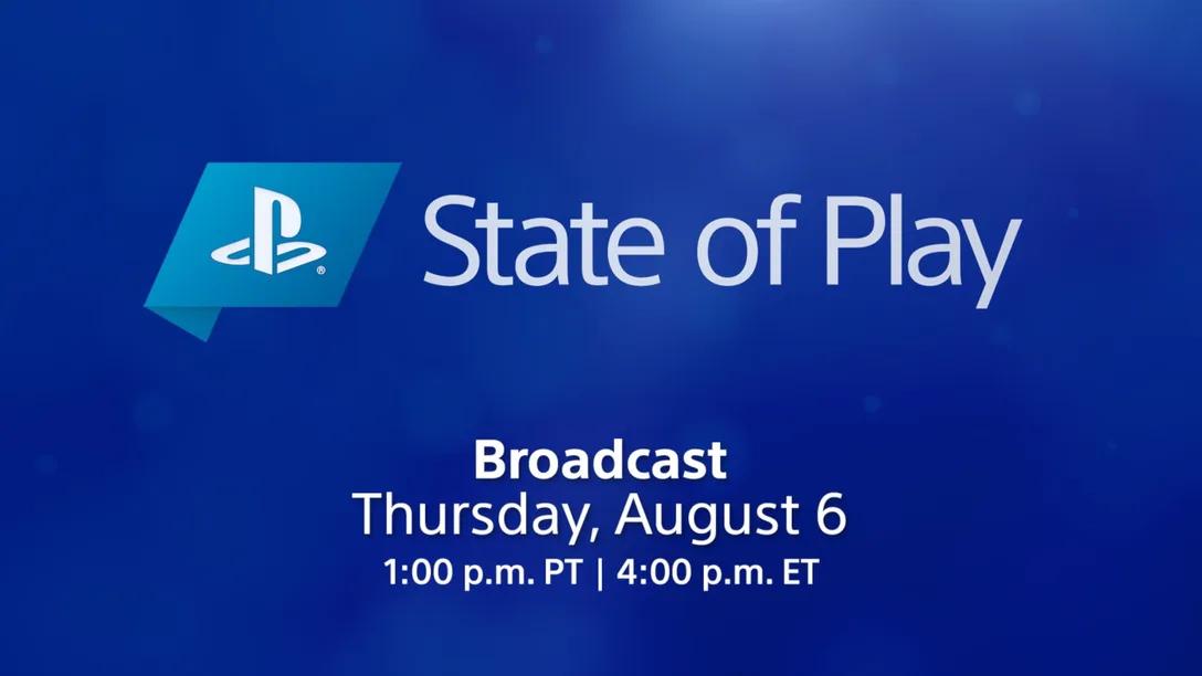 Playstation håller nytt State of Play-event på Torsdag