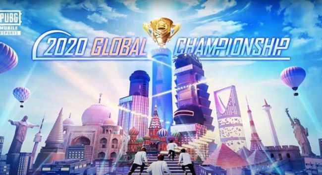 PUBG Mobile Global Championship 2020 teams announced