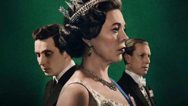 Se den officiella trailern till tredje säsongen av The Crown