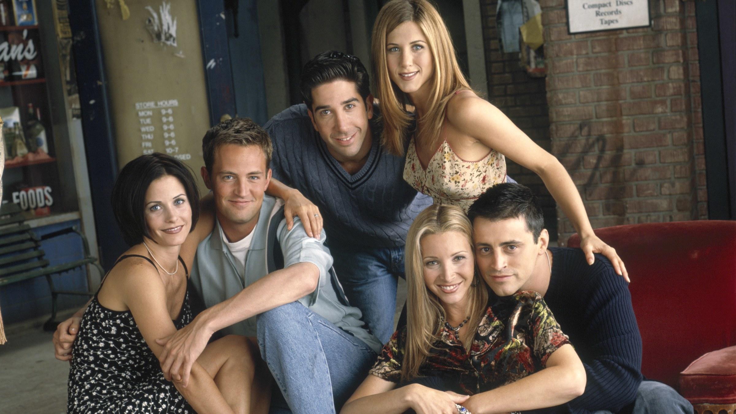 Bekräftat: Friends återförenas i ett specialavsnitt på HBO Max