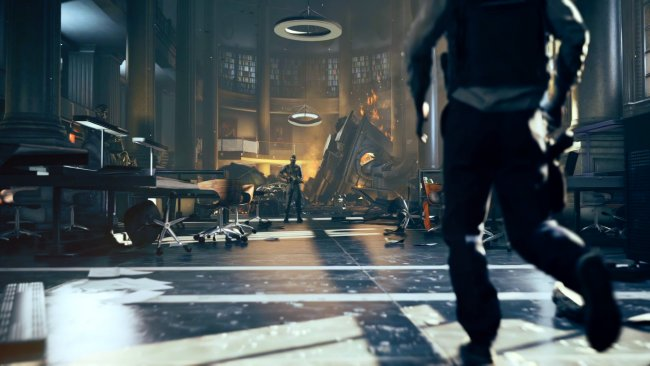 Mer information om Quantum Break