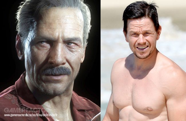 Mark Wahlberg ska spela Sully i Uncharted: The Movie