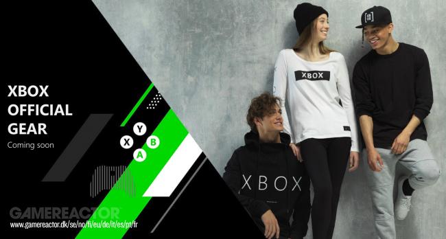 5184d50ca661 Microsoft lanserar butik för Xbox-kläder - - Gamereactor
