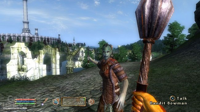 Nu finns The Elder Scrolls IV: Oblivion till Playstation Now