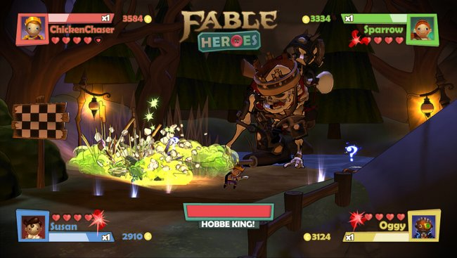 Fable: Heroes