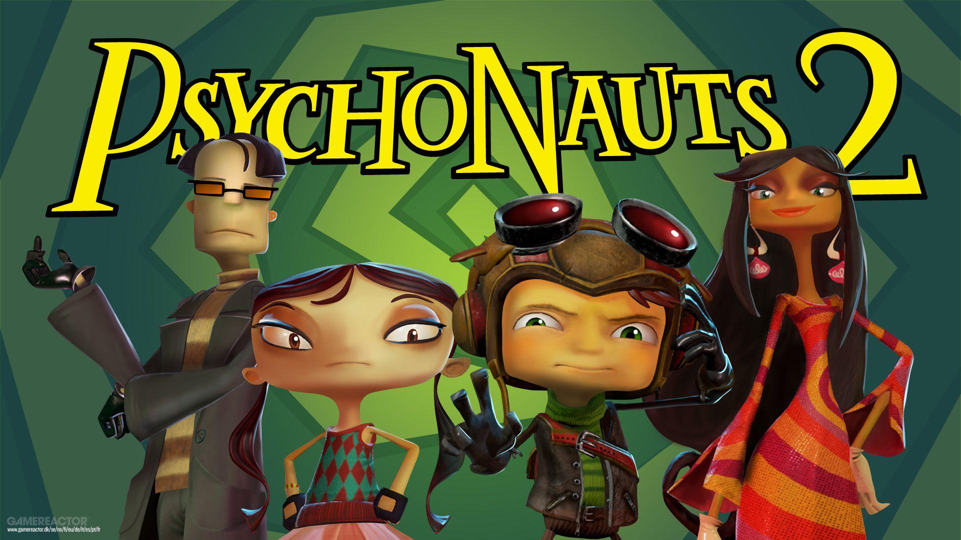 Lär känna det udda Psychonauts 2-gänget