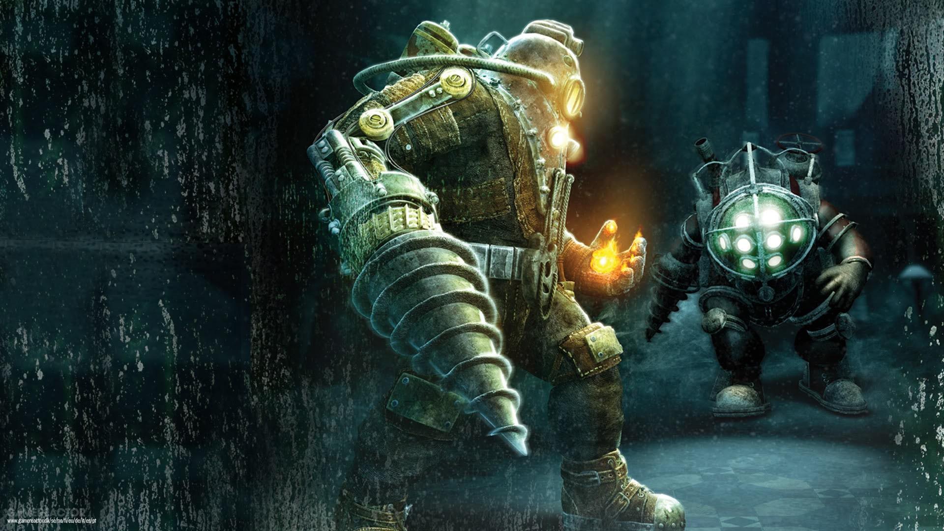 Bioshock, Xcom 2 och Borderlands släpps till Switch