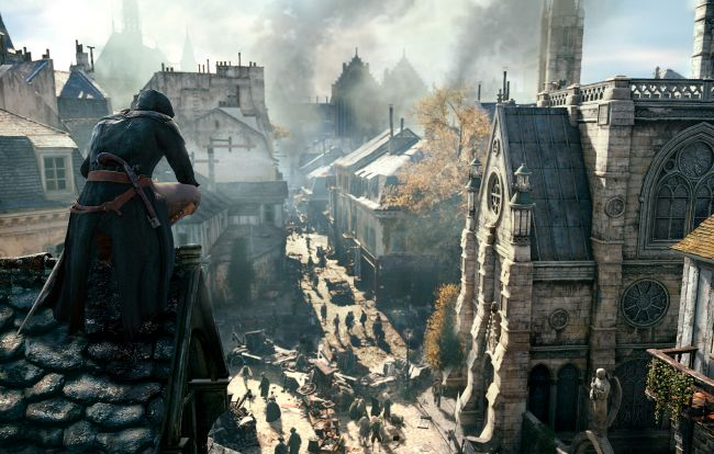 Steam-användare bombar Assassin's Creed: Unity med positiva recensioner