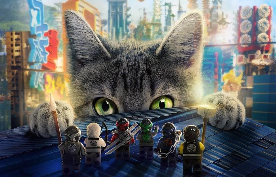 The Lego Ninjago Movie – TECH2