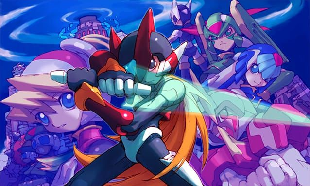 Hela Achievements-listan till Mega Man Zero/ZX Legacy Collection