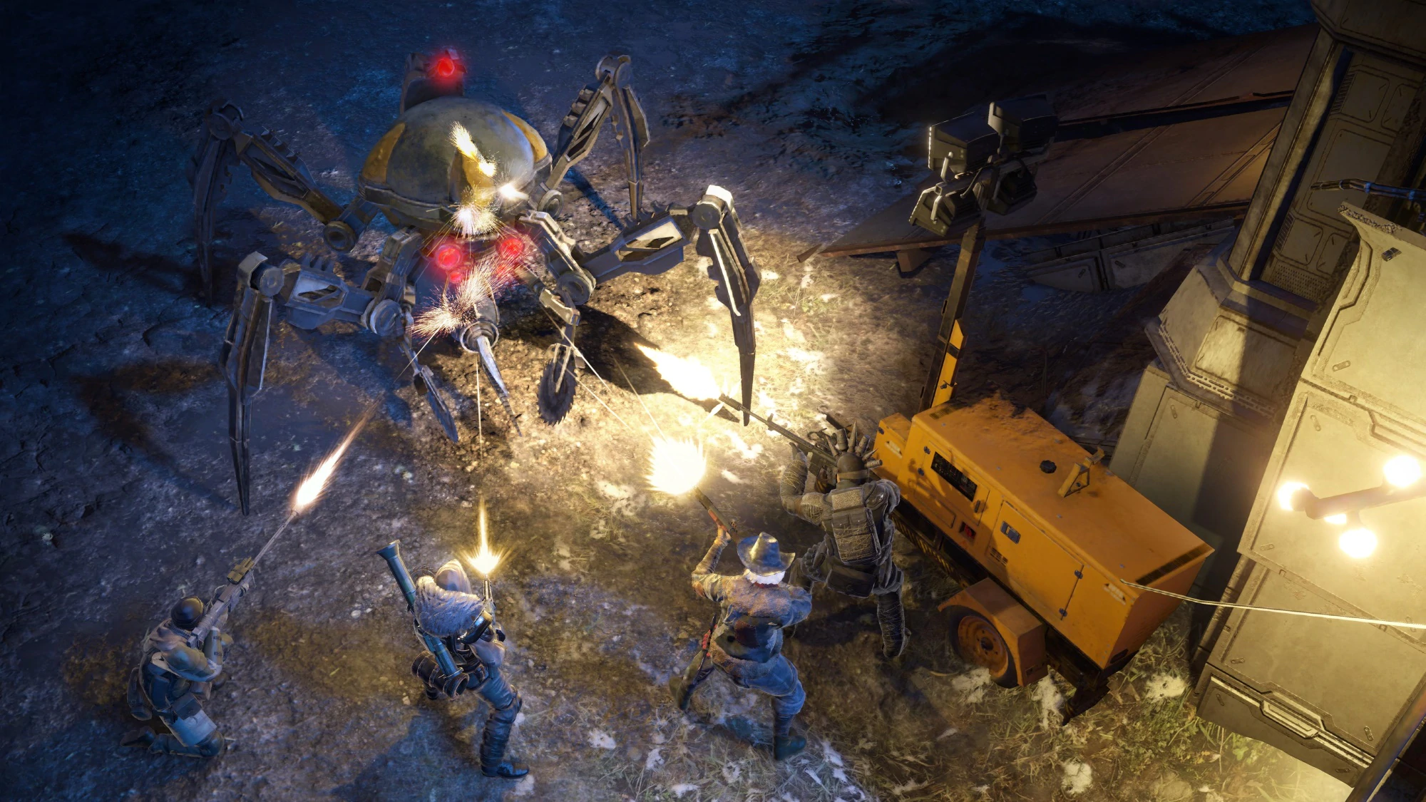 Wasteland 3 Recension - Gamereactor