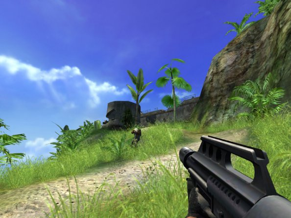HD-remake av f�rsta Far Cry p� v�g?