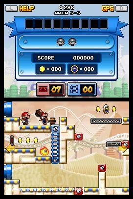 Mario vs Donkey Kong: Mini-Land Mayhem