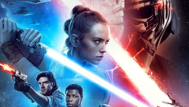 Nya The Rise of Skywalker-trailern är mäktig