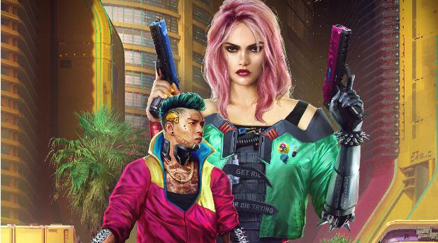 Designa dina egna könsorgan i Cyberpunk 2077