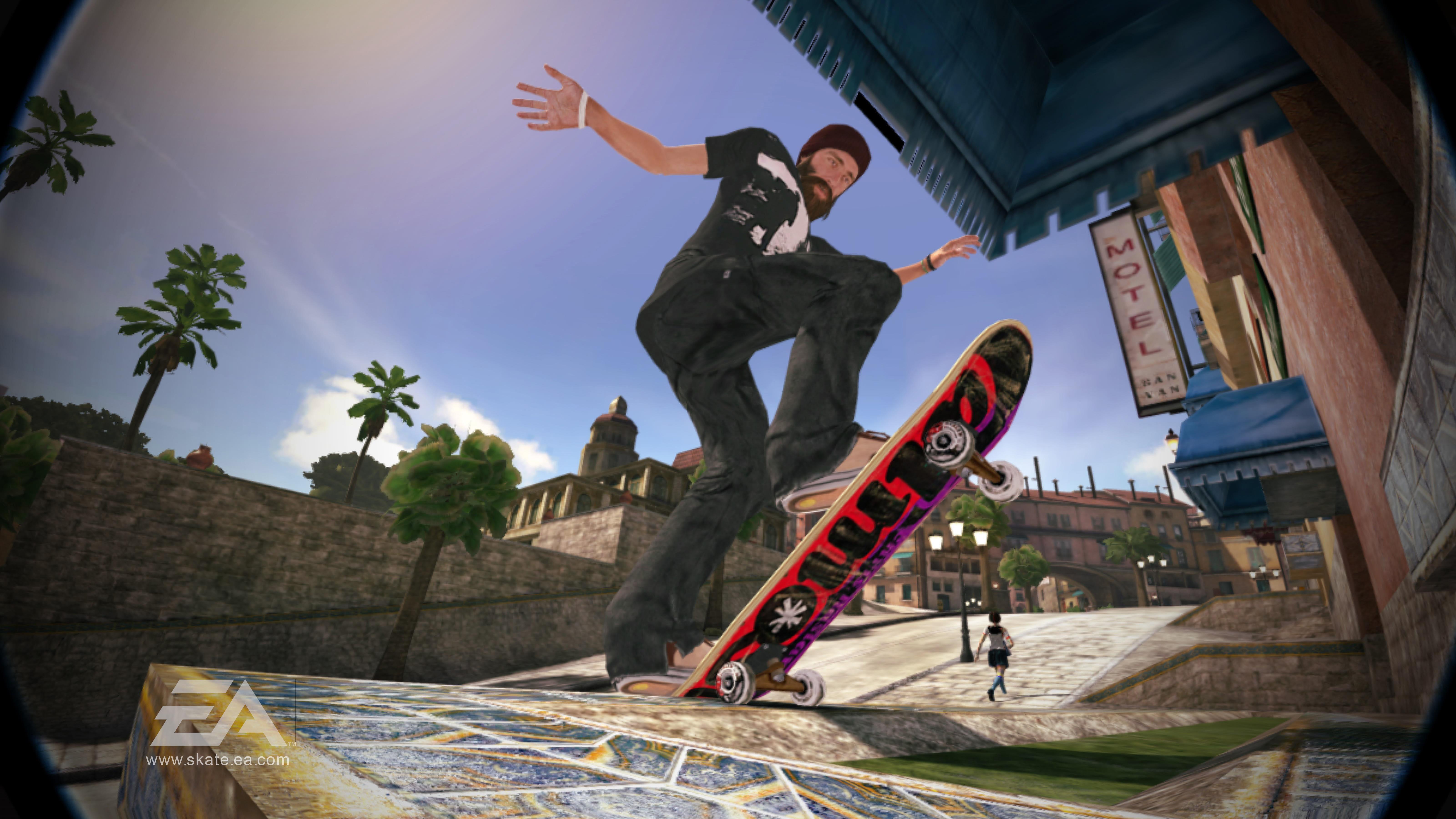 Skate 4 kan bli open world och få multiplayer, enligt ny trailer