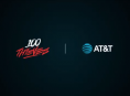 100 Thieves partner with AT&T