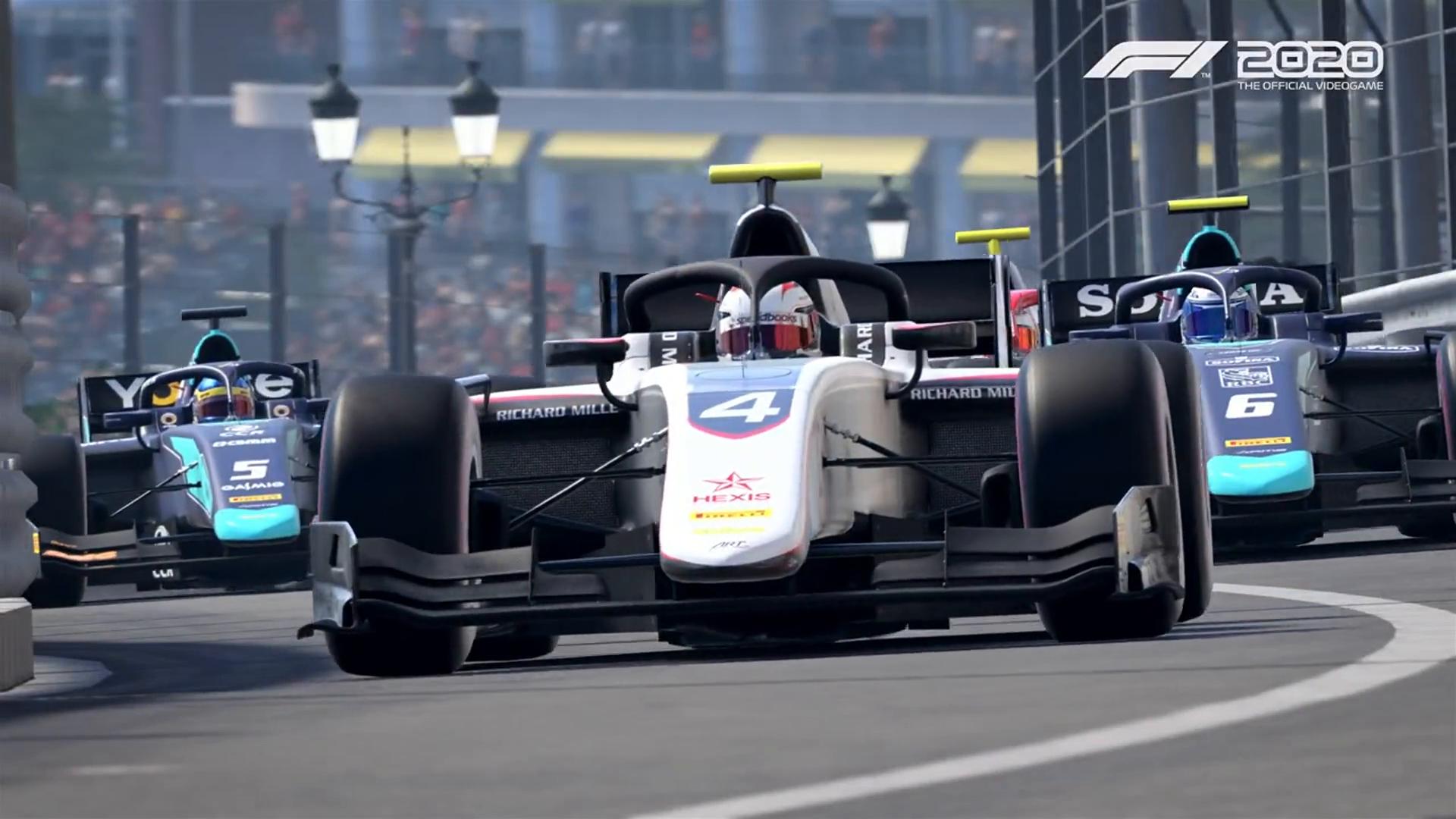 Provspela F1 2020 gratis till Playstation 4 och Xbox One