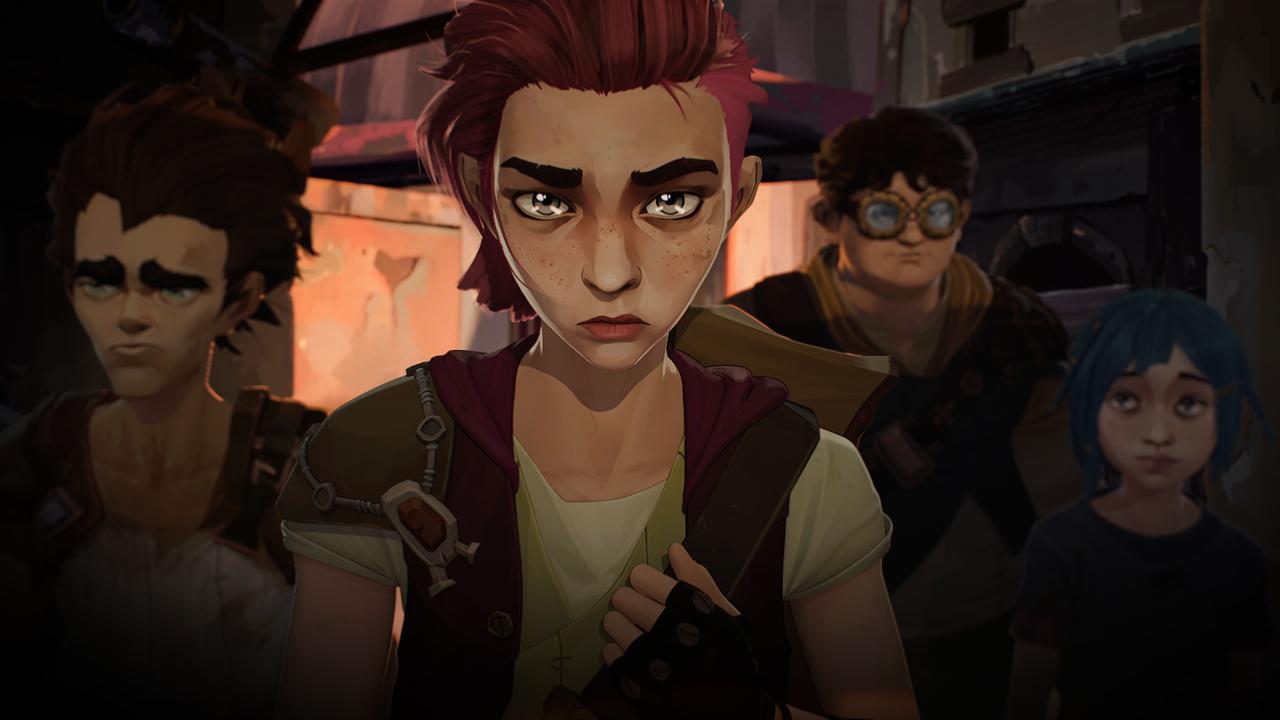 League of Legends: Arcane-teaser avslöjar höstpremiär