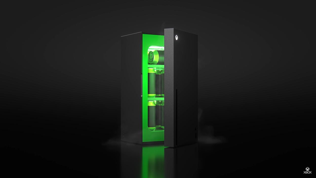 Kyl din läsk och energidryck med en Xbox-minikyl senare i år
