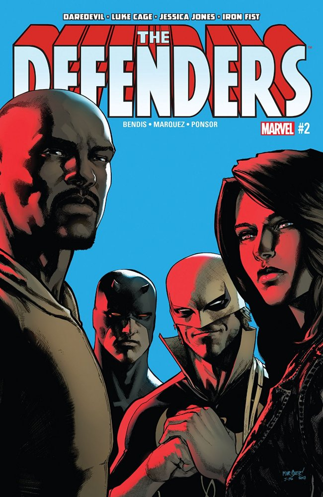 Gamereactor recenserar: The Defenders #1