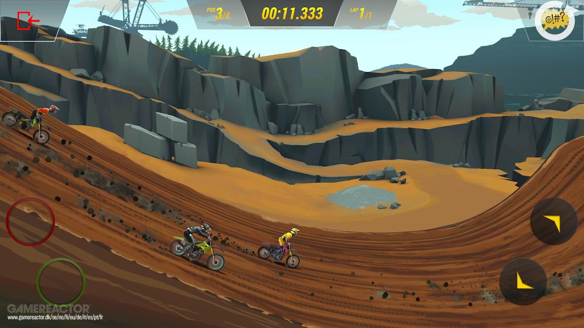Nu har helsvenska Mad Skills Motocross 3 släppts