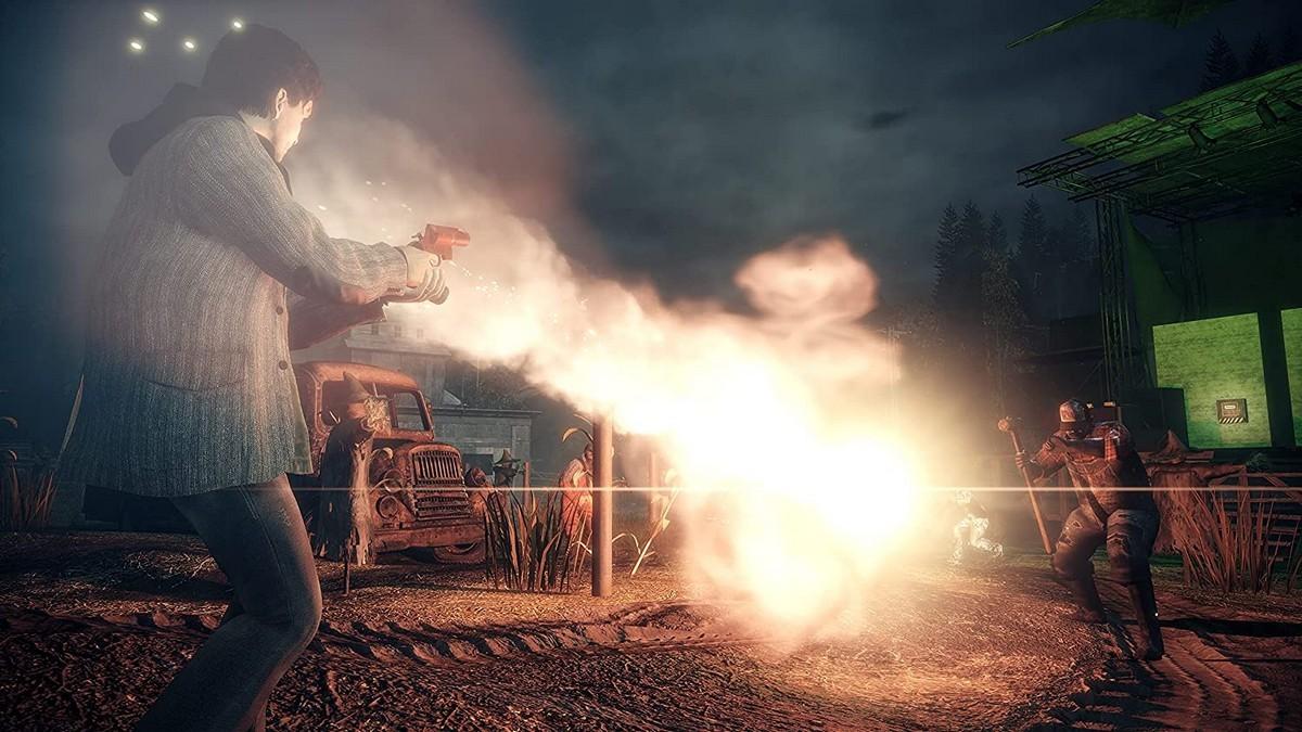 Rykte: Alan Wake Remastered-storyn ändras för att passa andra Remedy-spel