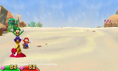 Mario & Luigi: Dream Team Bros