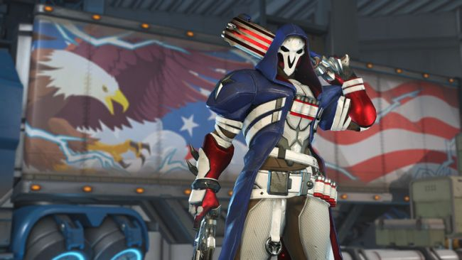 Kolla in Overwatch Summer Games 2019-skins