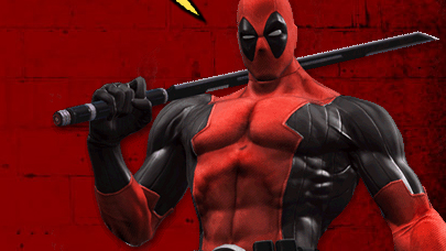 Trevlig Deadpool-rea på Steam