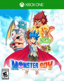 Monster Boy and the Cursed Kingdom