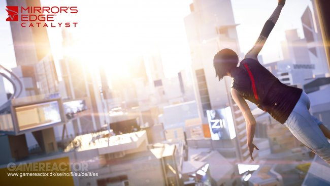 Vi har spelat Mirror's Edge Catalyst